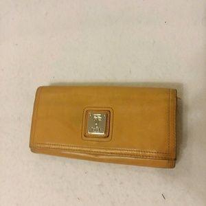 TIGNANELLO leather wallet